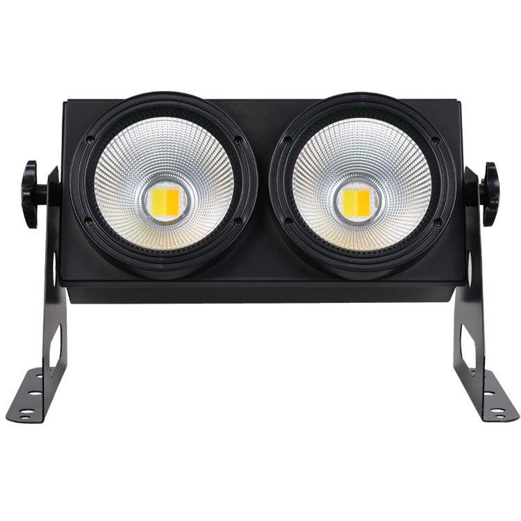 2PCS 100W LED Stage Blinder Light SL-3200