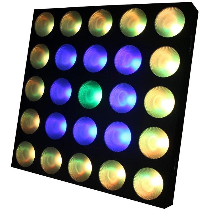 25PCS 10W RGB LED Stage Matrix Light SL-3125A