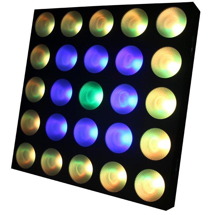 25PCS 10W RGB LED Stage Matrix Light SL-3125A