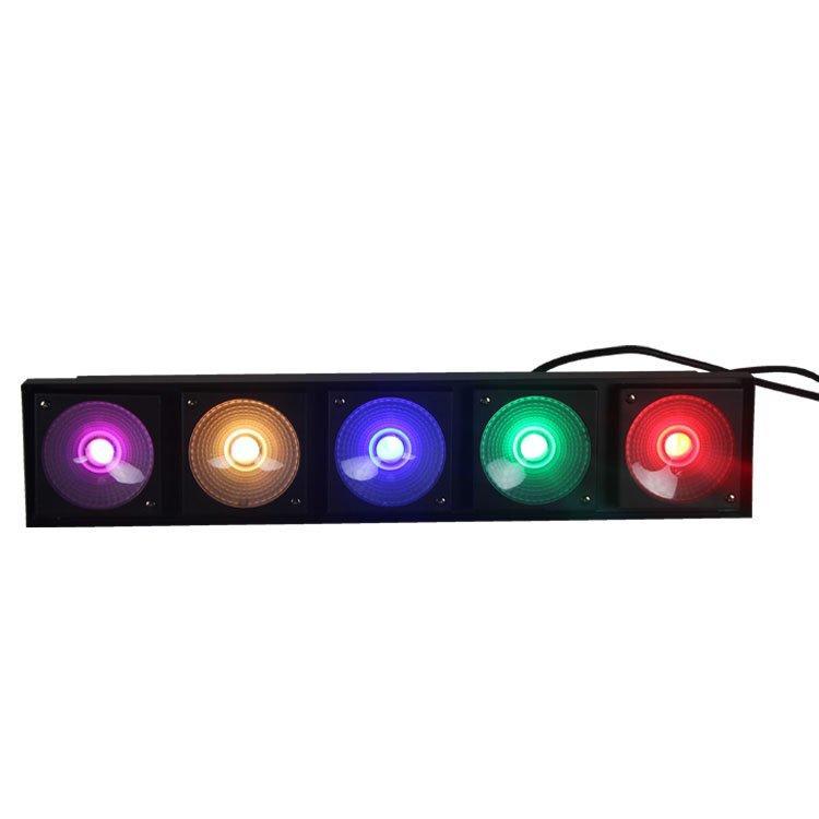 5PCS 30W 3 In1 LED Stage Matrix Light SL-3125B