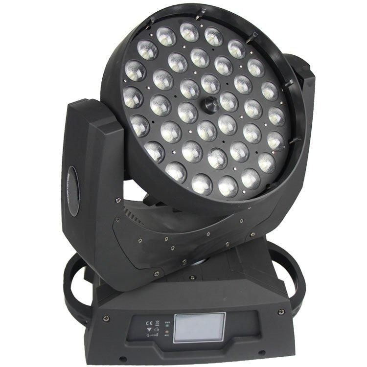 6In1 LED Moving Head Light 36PCS 18W Wash Zoom SL-1006B3-6IN1
