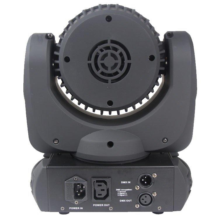 Beam Moving Head 12PCS 12W CREE 4in1 Beam LED SL-1012C