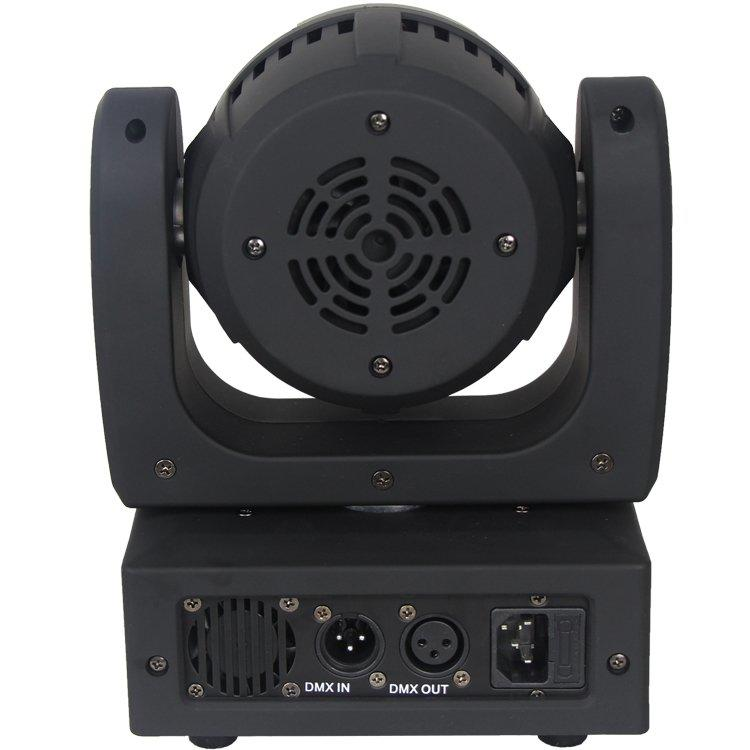 RGBW LED Moving Head Light 4PCS 10W CREE 4in1 LED Beam SL-1035