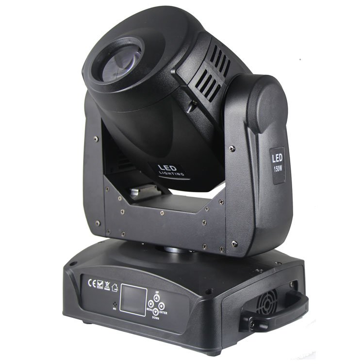 Songlites 150W White Spot LED Moving Head Light SL-1150A Spot LED Moving Head Light image2