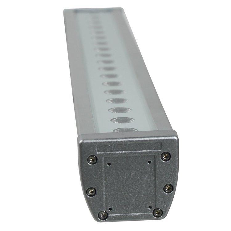 18PCS 3W RGB 3in1 LED Waterproof Wall Washer Light SL-2007F