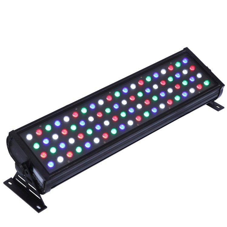 80PCS 3W RGBW LEDs Outdoor Wall Washer Light SL-2009D
