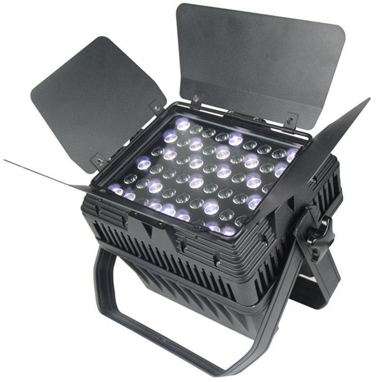 54PCS 3W Wall Washer Light  WP LEDs Waterproof SL-2025B