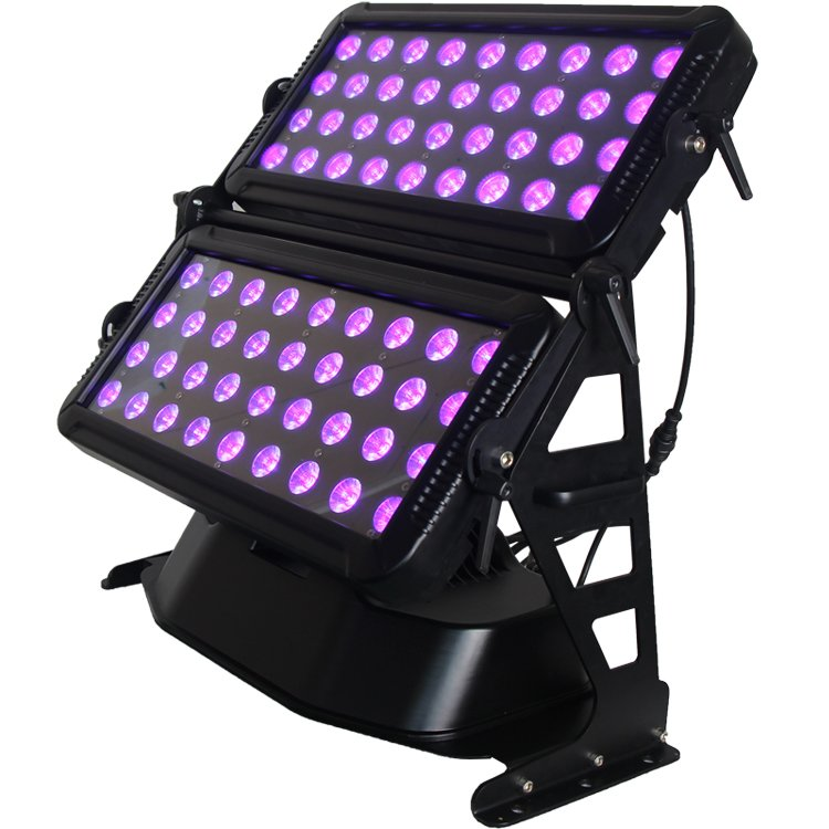 Songlites City Color 72PCS 15W 6In1 LED Wall Washer SL-2027-6in1 Outdoor Wall Washer image9