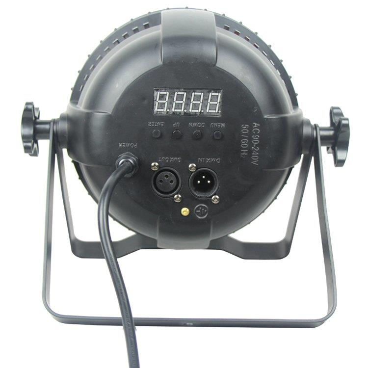 54PCS 3W RGBW Par Can Light SL-3543