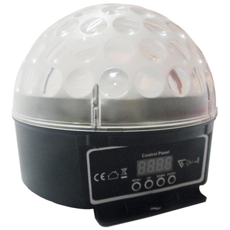 6PCS 3W LED Magic Ball Stage Light SL-3027