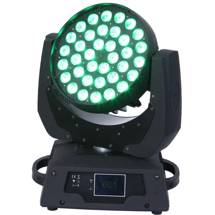Moving Head Light 36PCS 15W 5in1 Wash SL-1006A-5in1