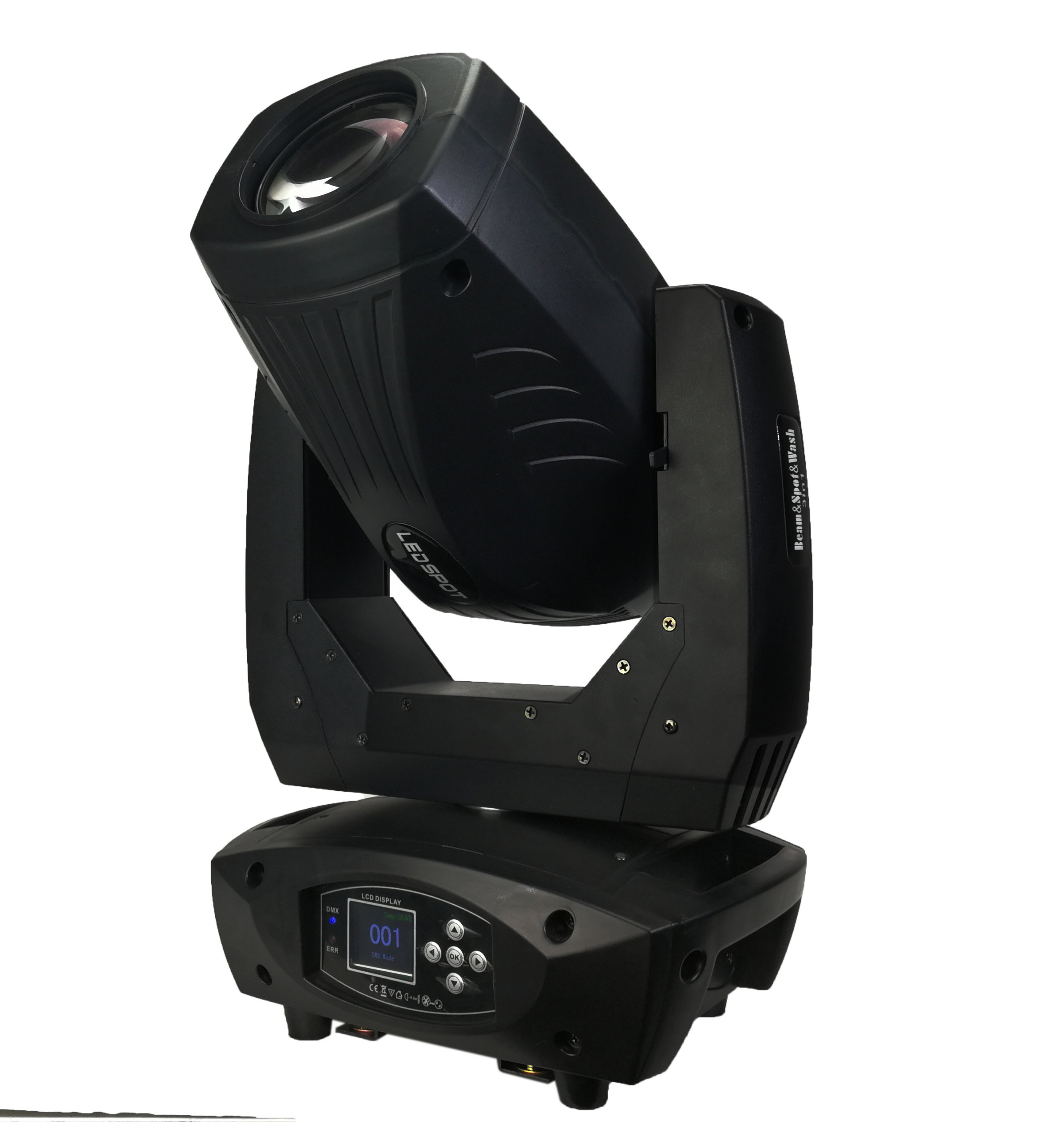 Songlites 200W White LED Beam Spot Moving Head Light SL-1220 Spot LED Moving Head Light image3