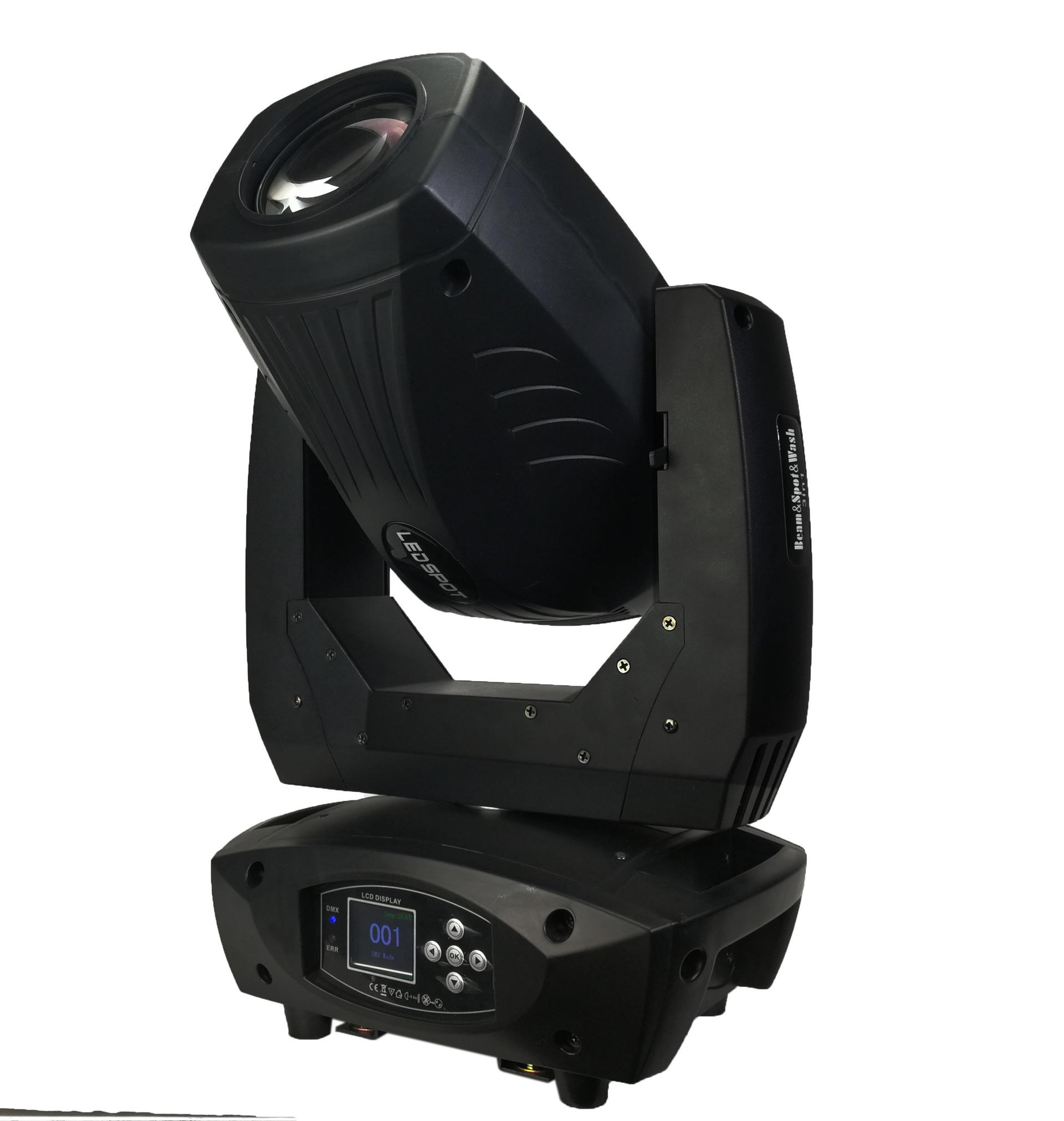 Moving Head Light 200W White LED Beam Spot SL-1220