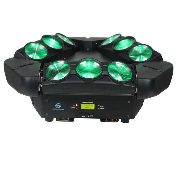 Moving Head Light Super Cyclone 140W 4 In1 CREE Beam SL-1039