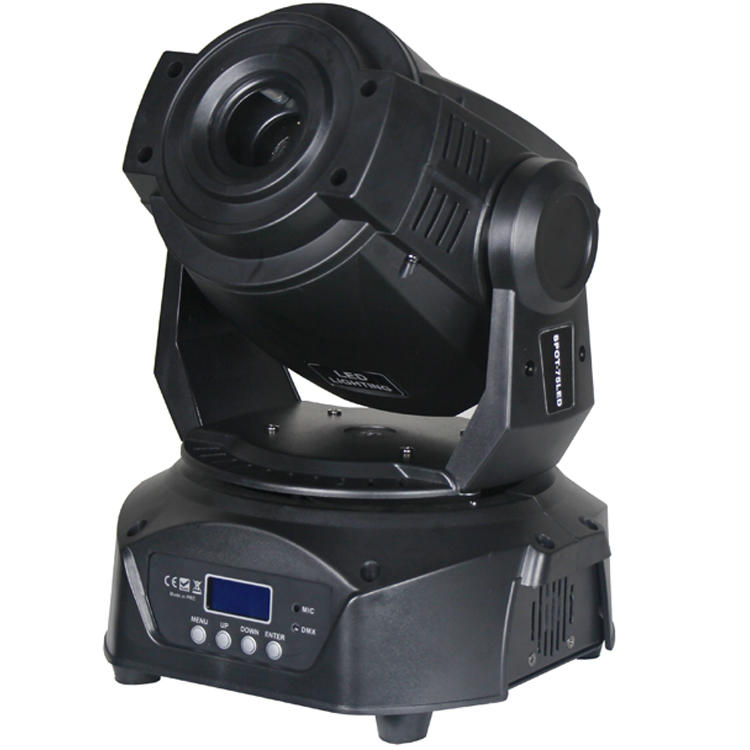 LED SPOT 75 Watt MOVING HEAD BEAM LIGHTING SL-1021