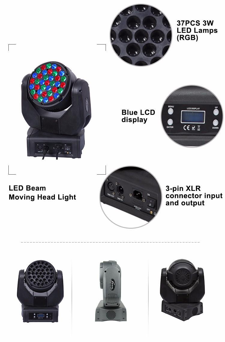 led mini led moving head rtduw Songlites company