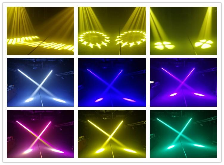 convenient professional stage lighting equipment orientable for stage