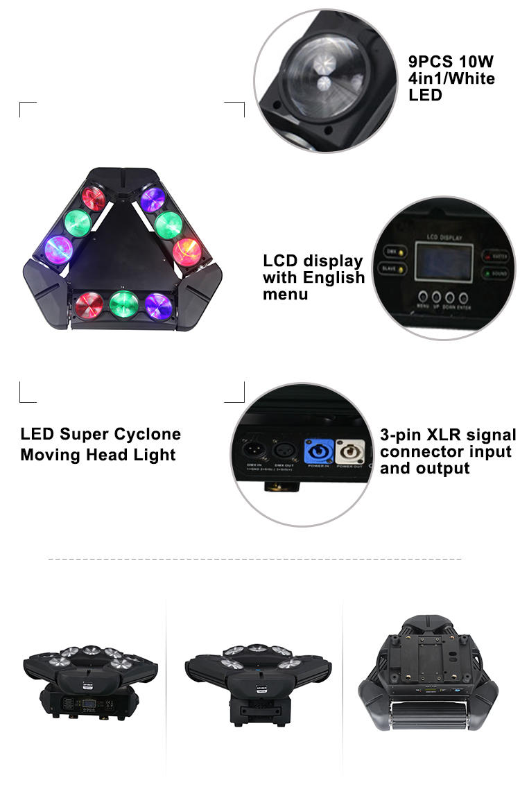 perfect effects spot beam led light bar factory for performances