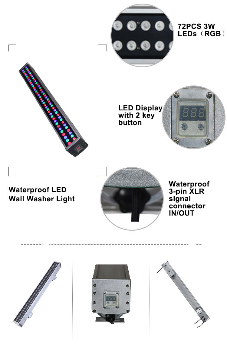outdoor outdoor led wall washer in1 13w Songlites company