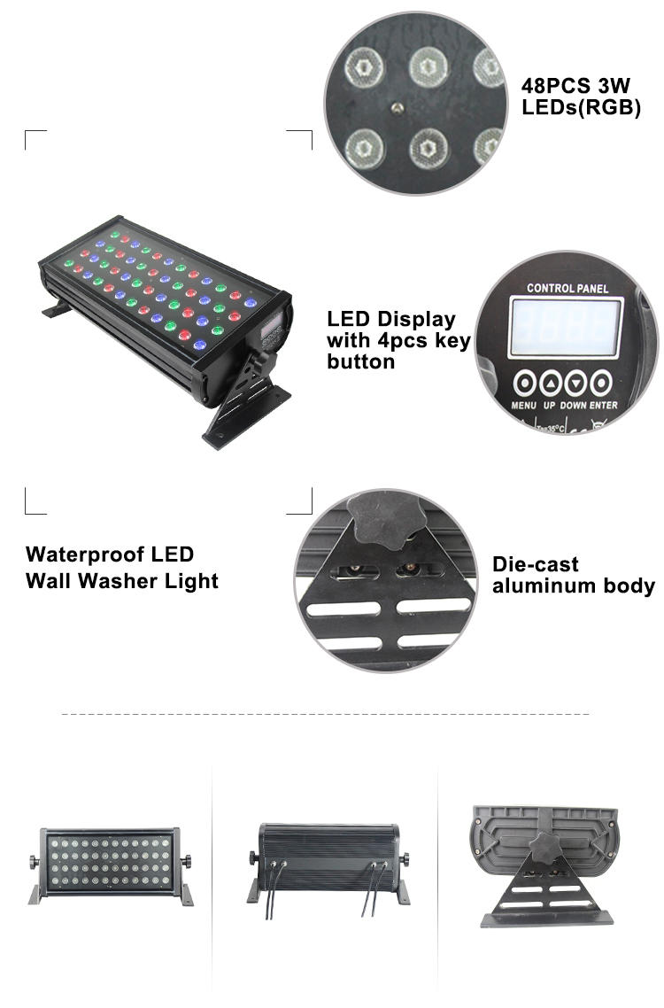 linear wall washer lighting outdoor Bulk Buy rgb Songlites