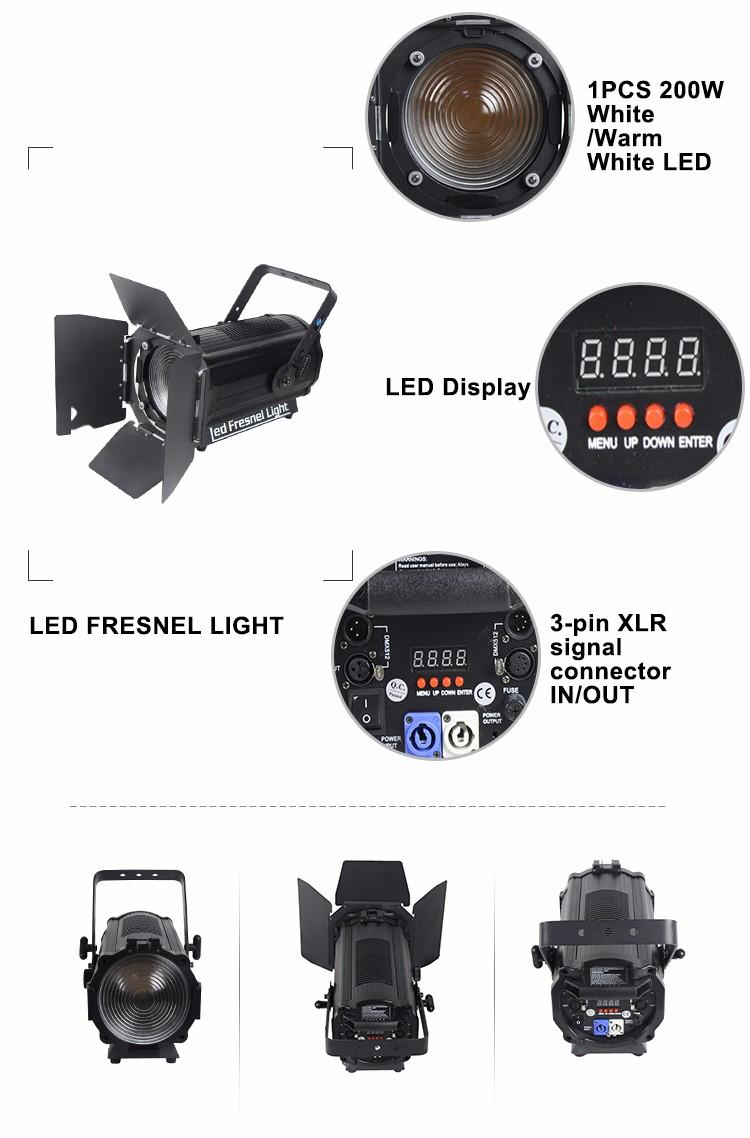 Songlites professional used led stage lights for sale light for shop windows