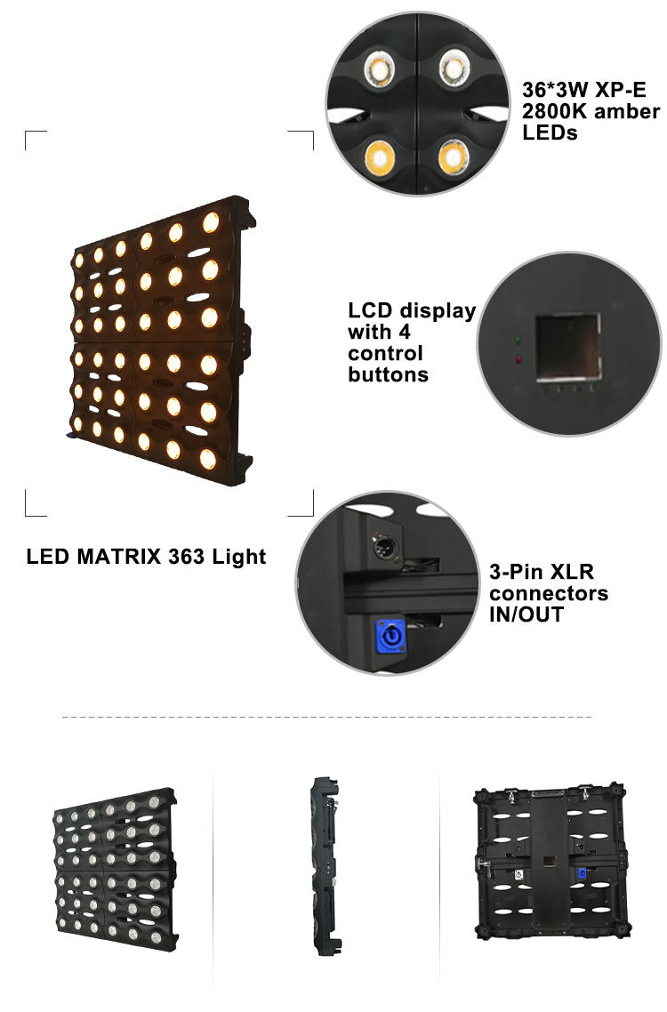 led beacon light led matrix Matrix Light 30w Songlites Brand