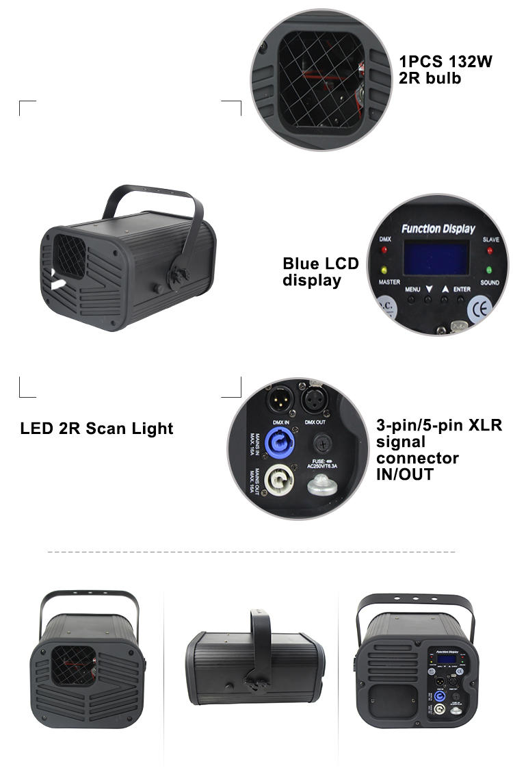philips mini laser stage lighting price msd light Songlites Brand