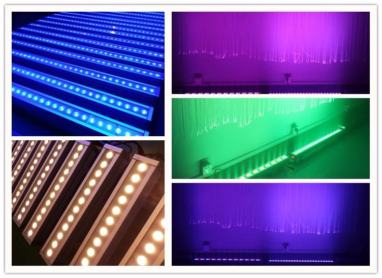 leds Custom rgb in1 outdoor led wall washer Songlites wall