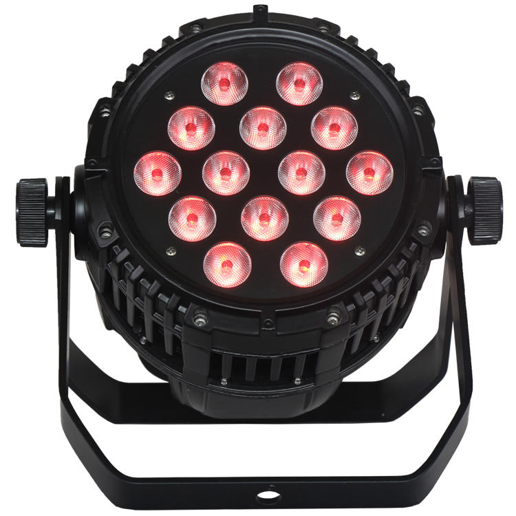 14pcs 10w LED Par Light Waterproof IP65 DJ Outdoor Stage Light SL-2018