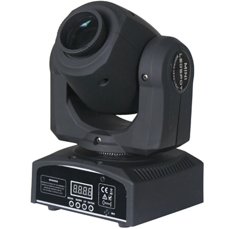 Dmx512 spot stage effect 12 watt led moving head SL-1025