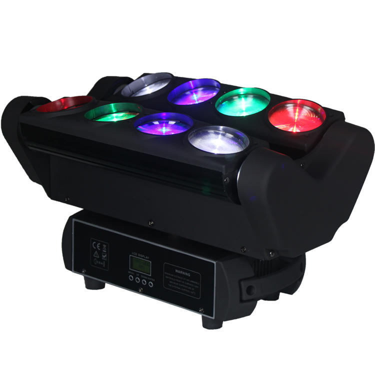 80W RGBW LED Moving Head Beam Light SL-1031