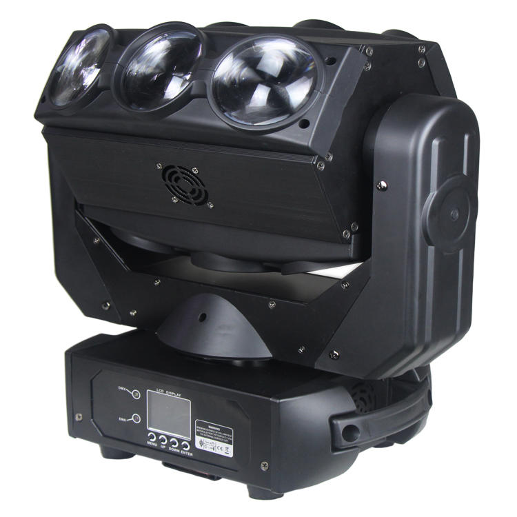 108w RGBW Led Beam Moving Head Light SL-1209