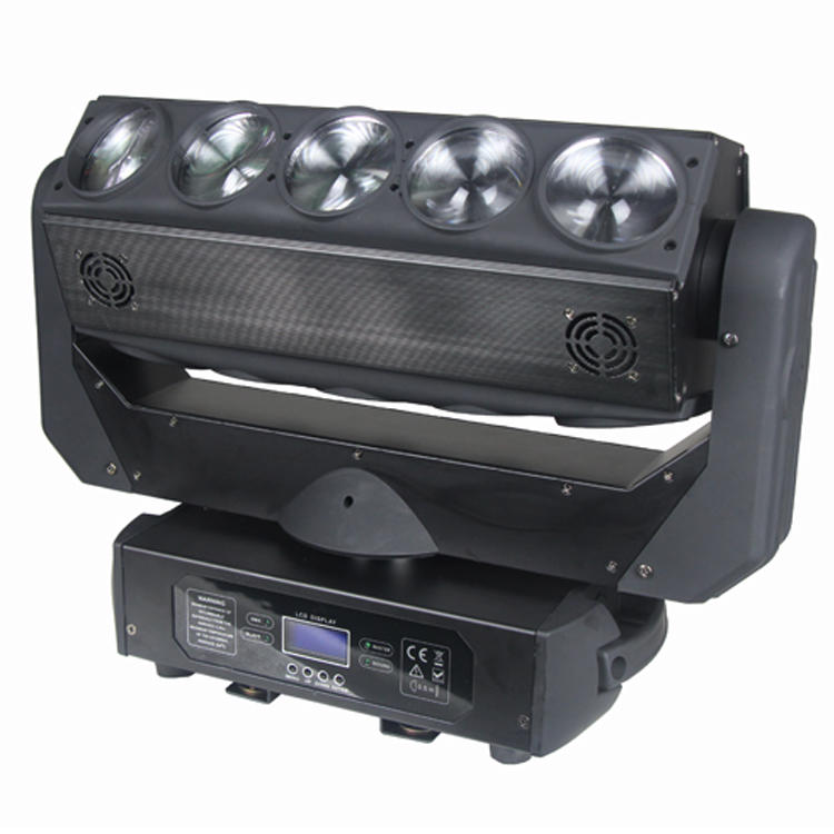 15pcs DMX RGBW 180W Led Moving Head Stage Light SL-1215