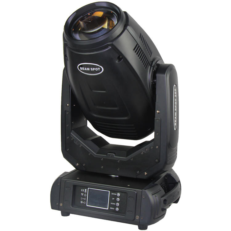 280 Watt Spot Wash LED Zoom Moving Head SL-1280