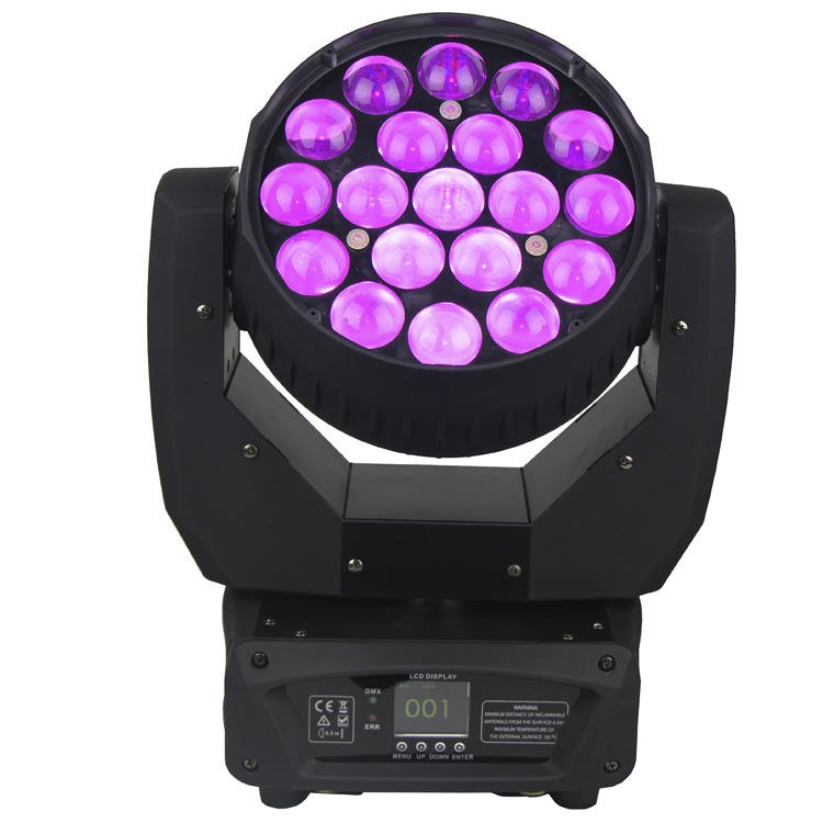 285W 4in1 LED Beam Wash Zoom Moving Head Light SL-1029
