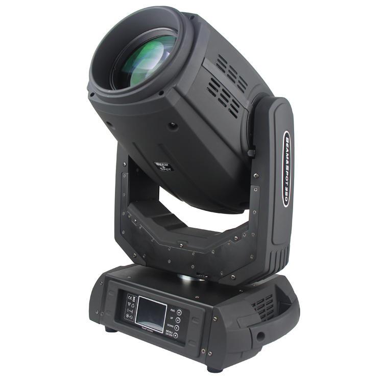 350W Wash Beam Spot 3IN1 Moving Head Light SL-1350N