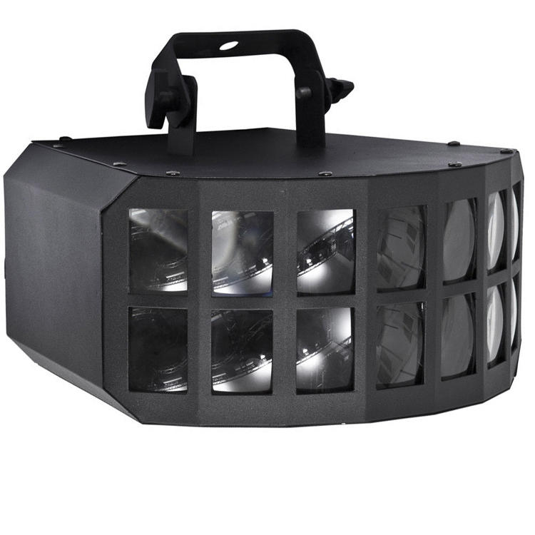 LED double butterfly 20w studio dj led stage effect light SL-3026