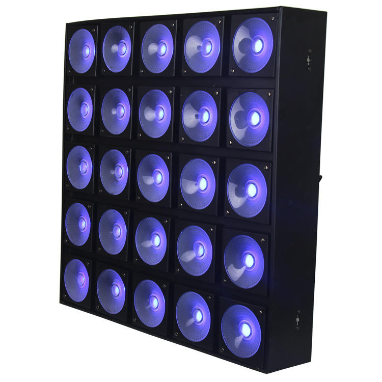RGB stage 25pcs 30w led matrix stage light SL-3125