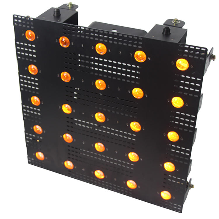 25pcs 3w white single color matrix led stage lighting fixtures SL-3253