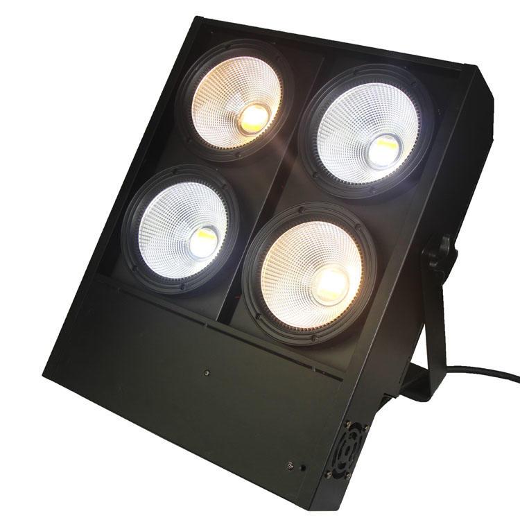 4 heads 4x100W COB led stage blinder light   SL-3400