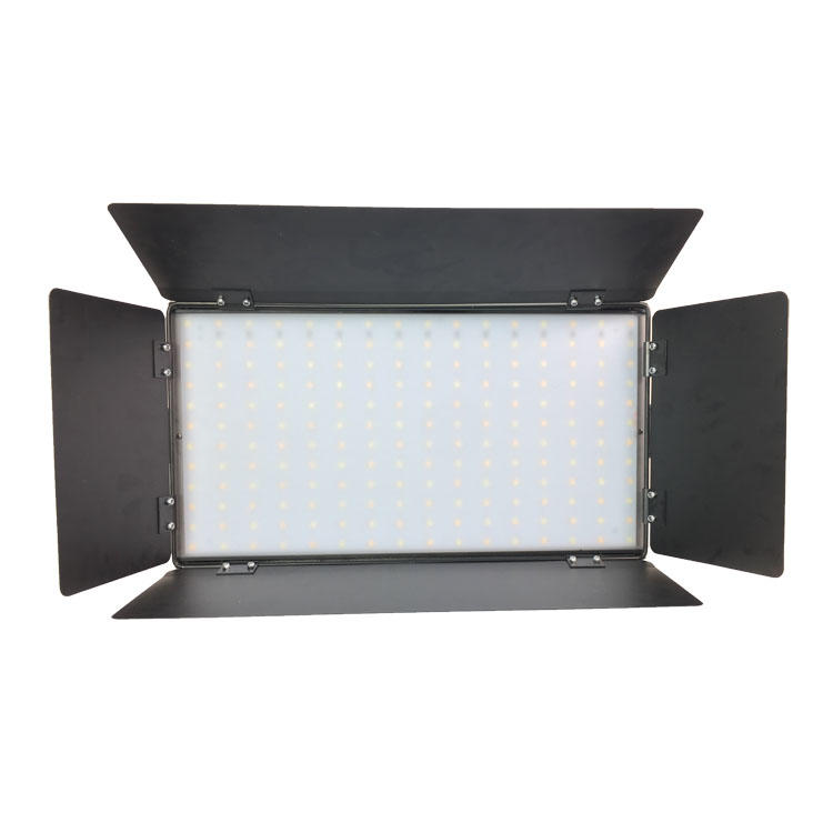 192PCS MSD5730 LEDs (CW+WW) Pannel Studio Light SL-3192