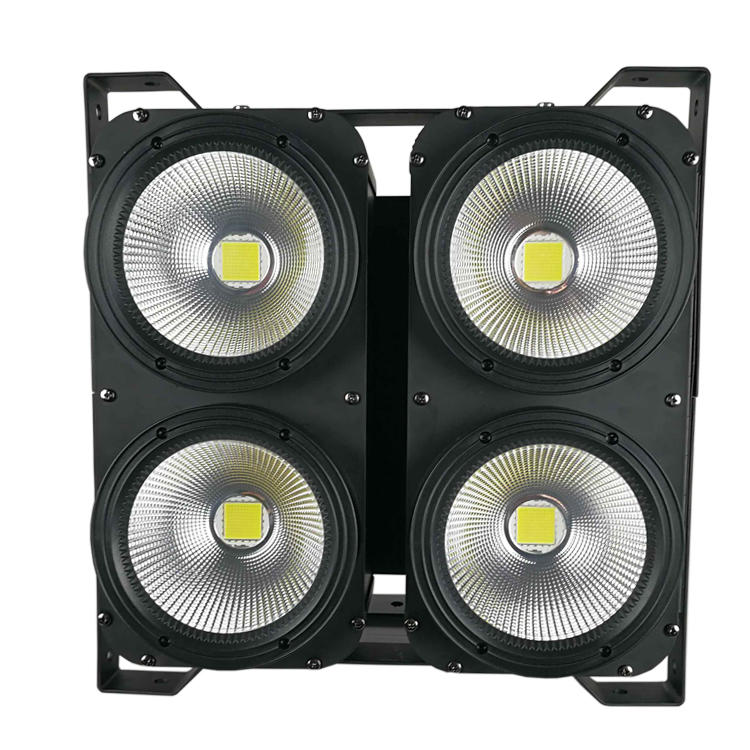 4PCS 100W white/warm white/pure white+warm white Blinder Light SL-3400N