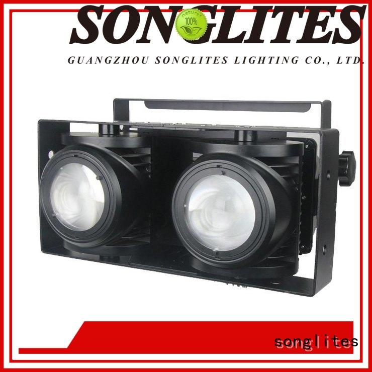Songlites 100w knog blinder lights auto operation for band
