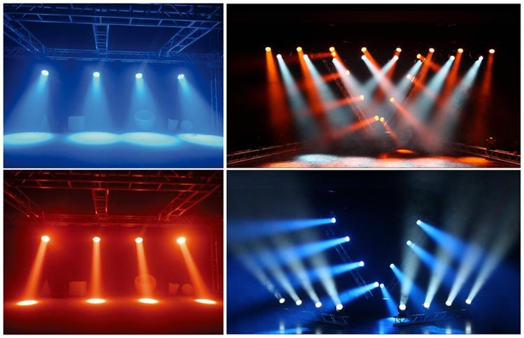 Songlites zoom moving head light beam equipment for exhibitions