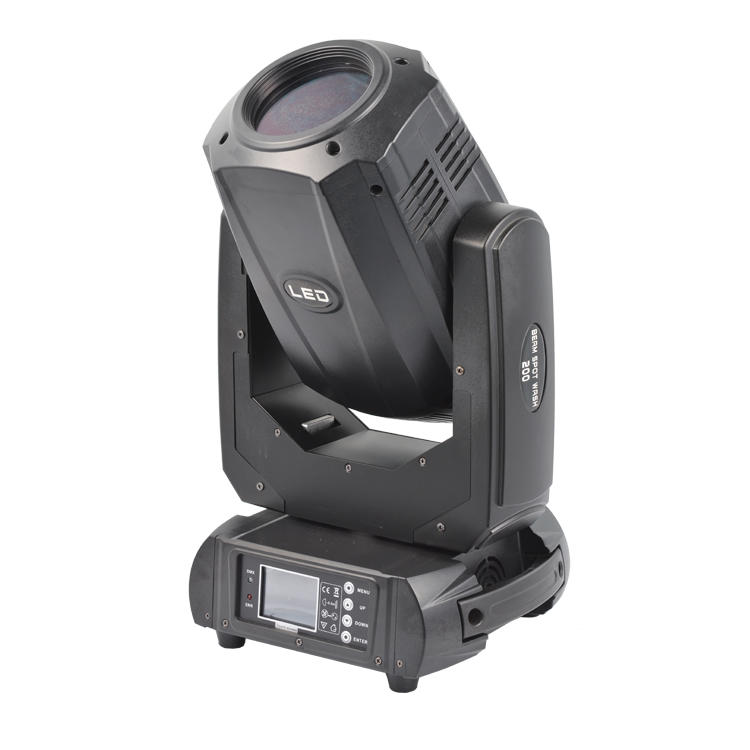 200W LED Beam Spot Moving Head Light SL-1222