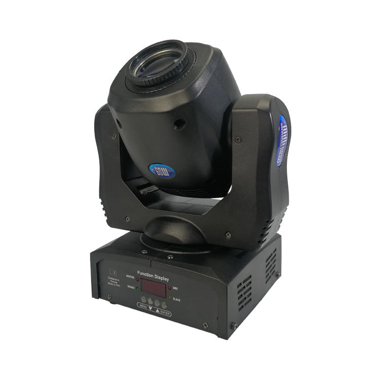 60W LED Spot Mini Moving Head Light SL-1066