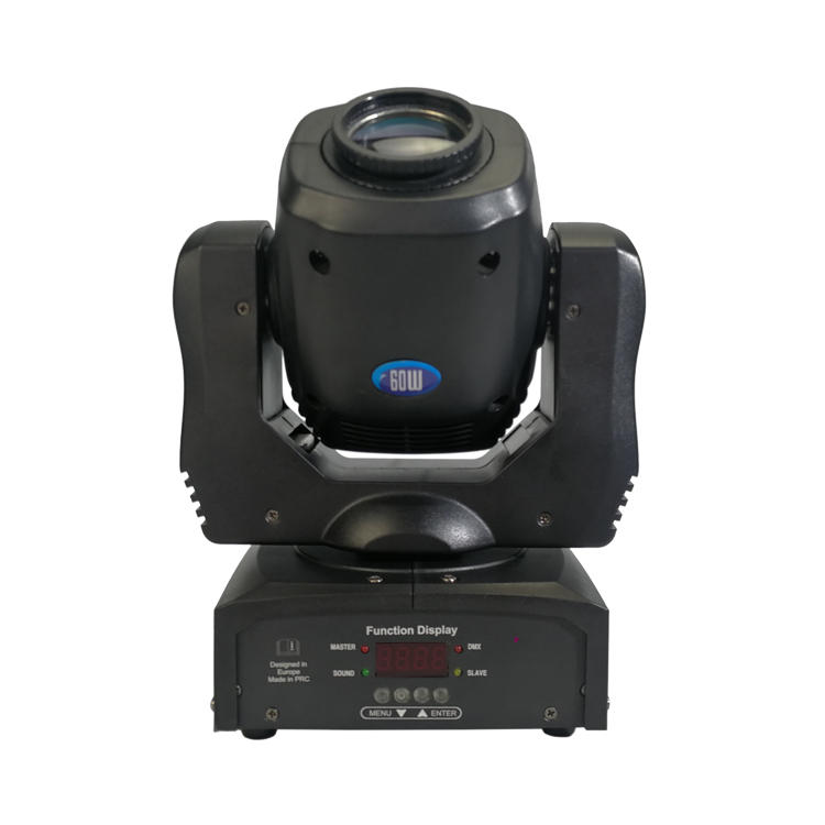 60W LED Spot Mini Moving Head Light SL-1066