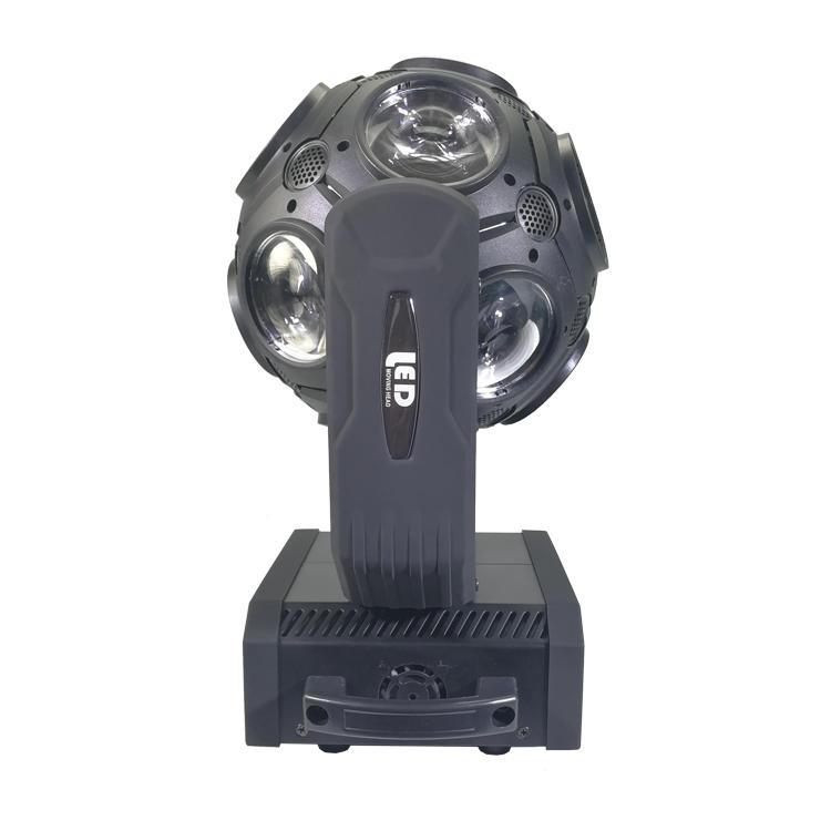 10PCS 12W RGBW 4IN1 Football Beam Moving Head Light SL-1040A