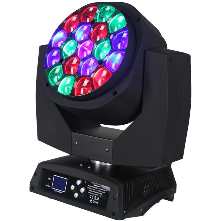 Moving Head Light BigEye 450W OSRAM RGBW LED SL-1036