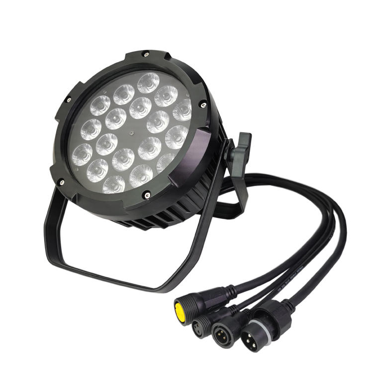 IP65 18*6W 6in1 LED Par Wash Light SL-2041